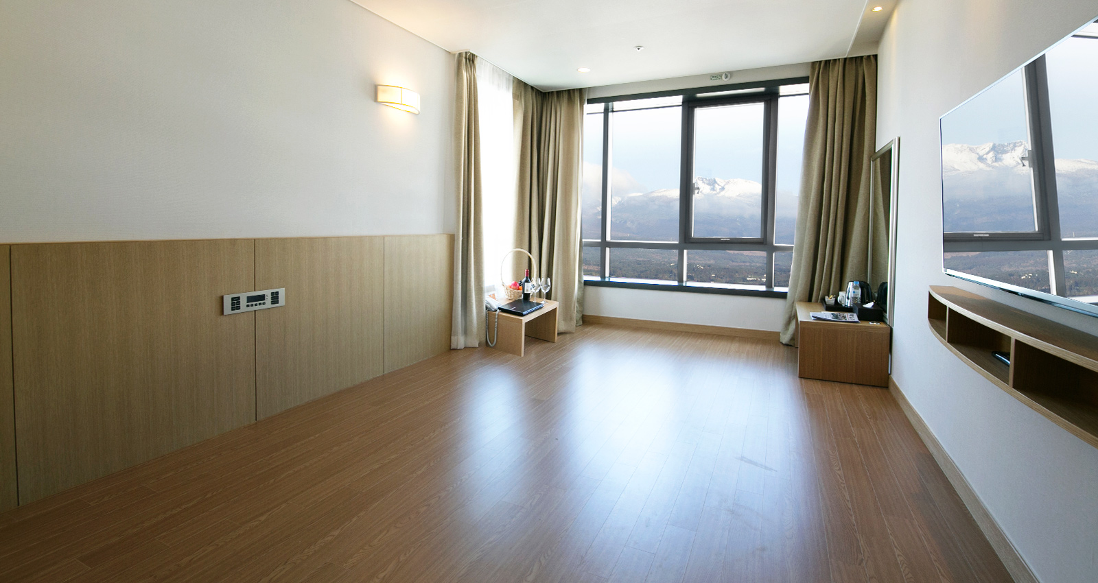 Family accommodation m stay hotel jeju for Hotel design 75010